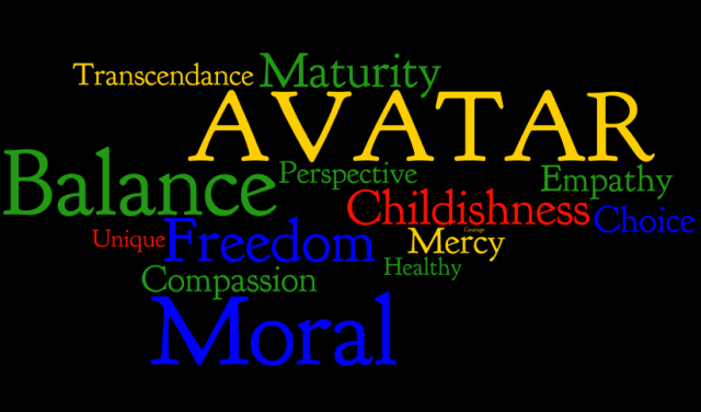 Avatar: The Last Airbender Wordle 3