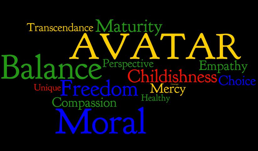 Avatar: The Last Airbender Wordle 3