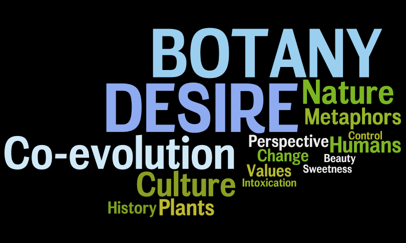 Botany of Desire Wordle