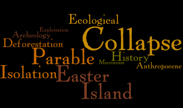 Collapse Wordle Jared Diamond