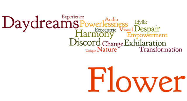Flower Wordle