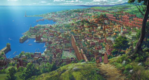 Hort Town Earthsea