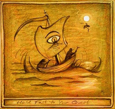 Lookfar Earthsea Quest