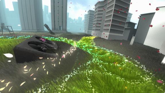 Flower Level 6 City thatgamecompany