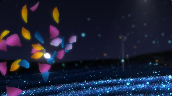 Flower Level 4 Night thatgamecompany