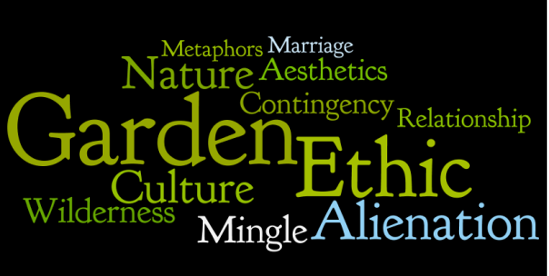 Michael Pollan Second Nature: A Gardener's Education Word Cloud 2