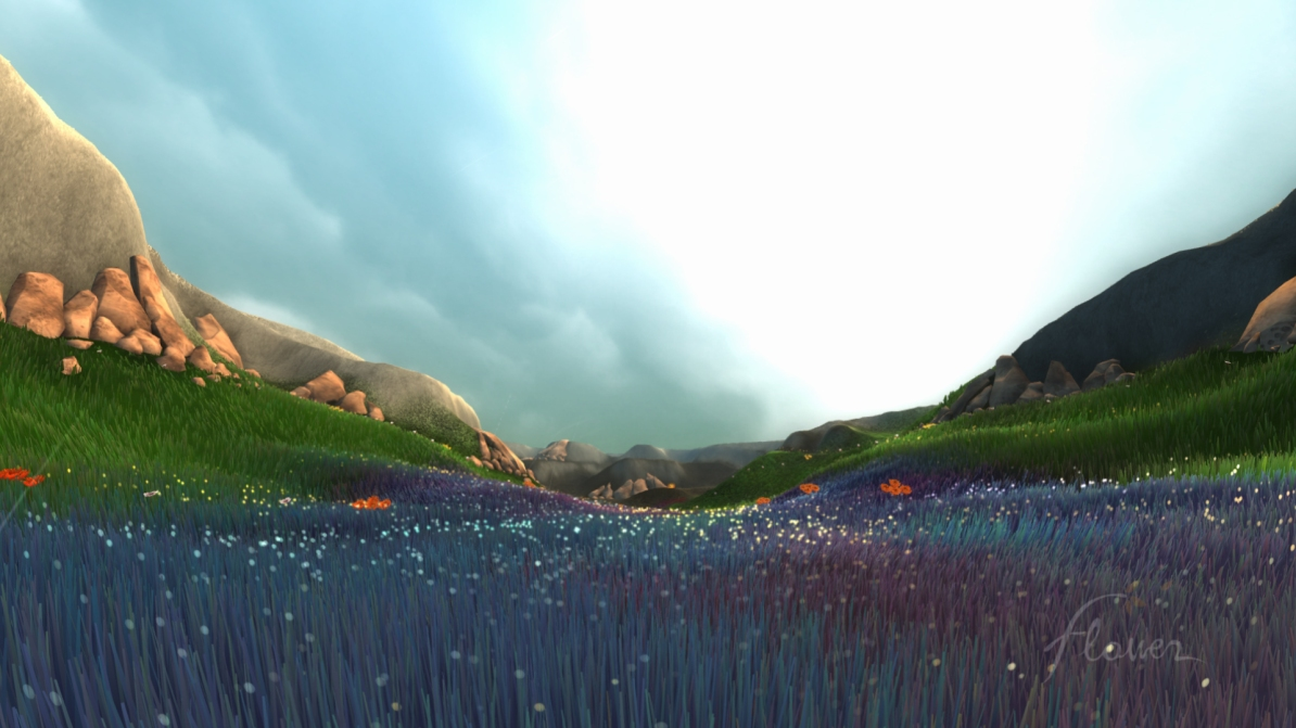 thatgamecompany flower