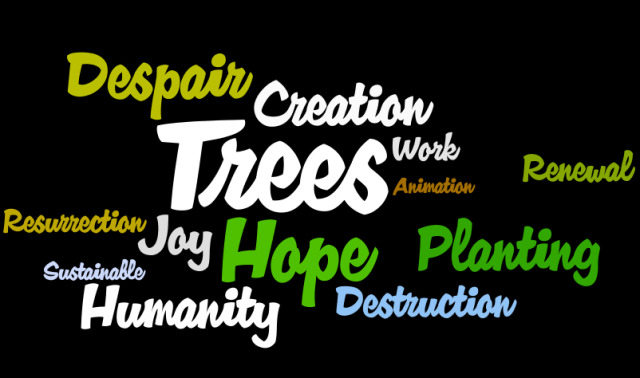 The Man Who Planted Trees Wordle