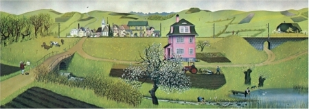 Jörg-Müller The Changing Countryside - May 1953