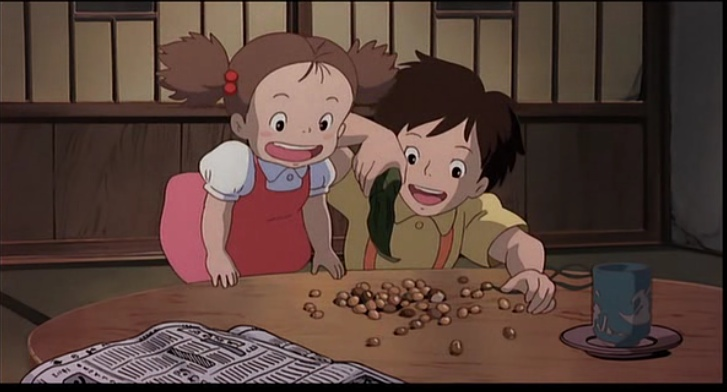 Ghibli My Neighbor Totoro - Acorns