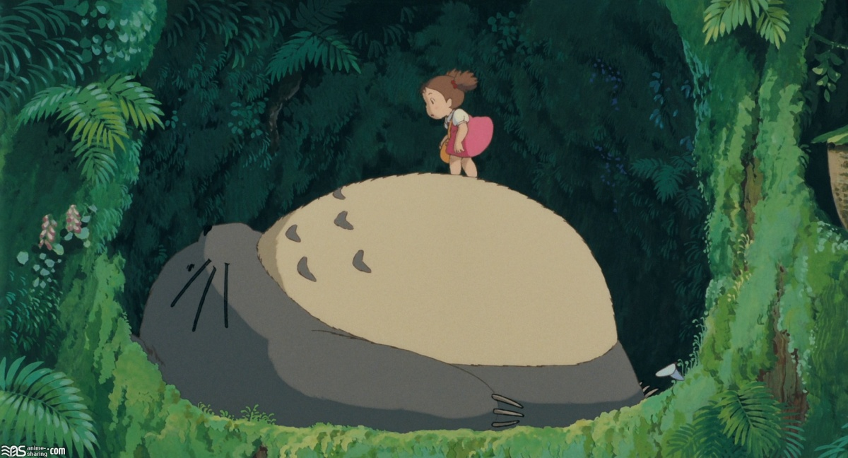 Children and Nature: My Neighbour Totoro