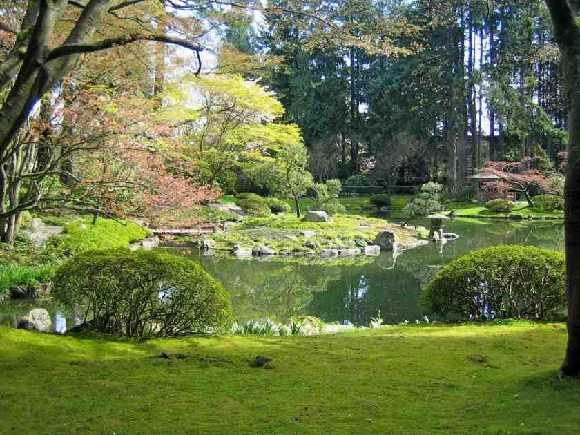 Nitobe Japanese Zen Garden - UBC
