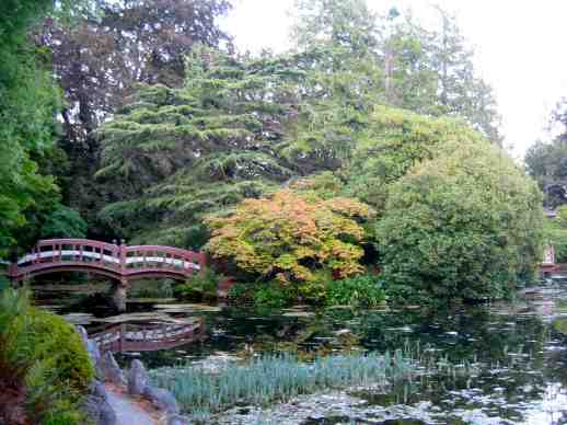 Royal Roads Hatley Park Japanese Garden