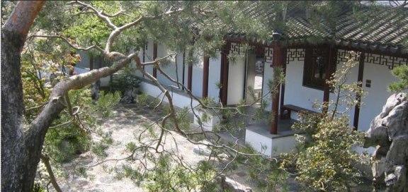Sun Yat Sen Chinese Garden