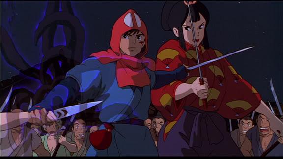 Princess Mononoke Ashitaka