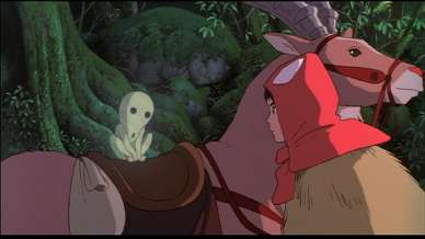 Before Cameron S Avatar Princess Mononoke Ekostories