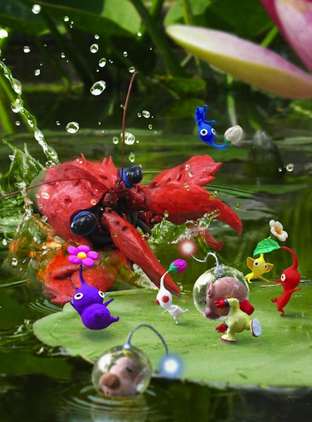 An Alien S Perspective Pikmin 1 And 2 Ekostories