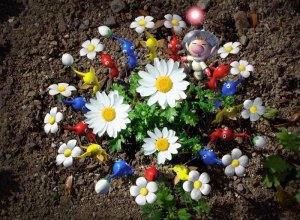 Pikmin flowers