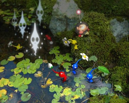Pikmin Ghosts