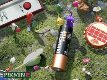 Pikmn 2 Battery