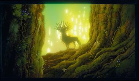 Princess Mononoke Hayao Miyazaki's environmental epic