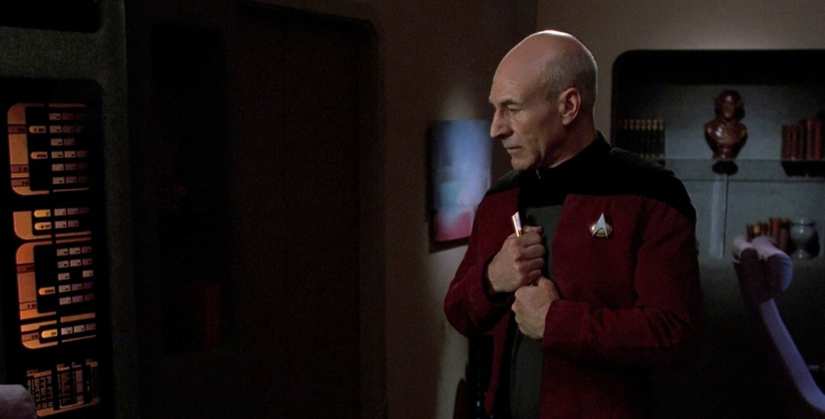 Inner Light TNG Picard and Flute