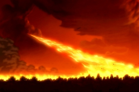 Avatar: Into the Inferno - Scorched Earth