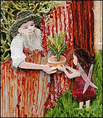 Jeannie Baker Belonging Tracey Neighbour