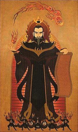 Firelord Sozin Portrait - Avatar