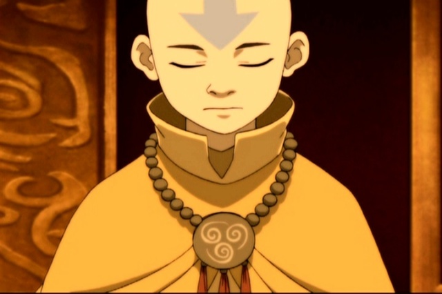 Avatar Aang - Ending