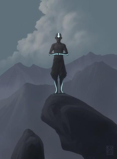 Bryan Konietzko - Avatar Aang