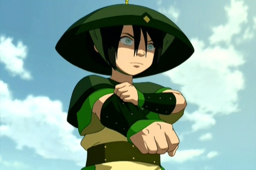 Day of Black Sun - Toph