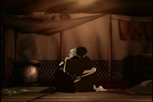 The Old Masters- Iroh and Zuko