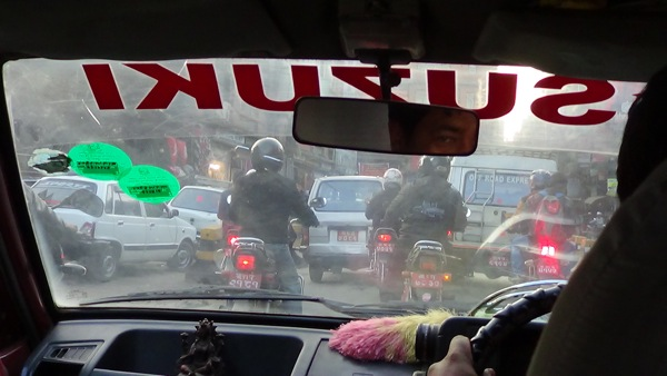Escaping Kathmandu