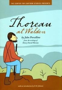 Porcellino Thoreau at Walden