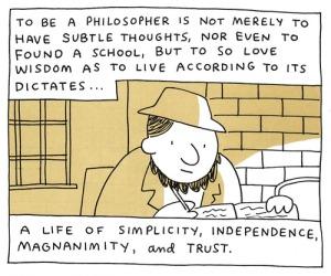 Porcellino Thoreau Simple Independent Life