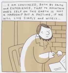 Porcellino Thoreau Simple & Wise