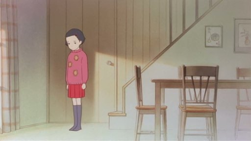Only Yesterday Taeko Not Normal