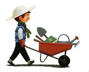 Liam the Gardener