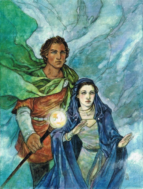 Rebecca Guay The Tombs of Atuan