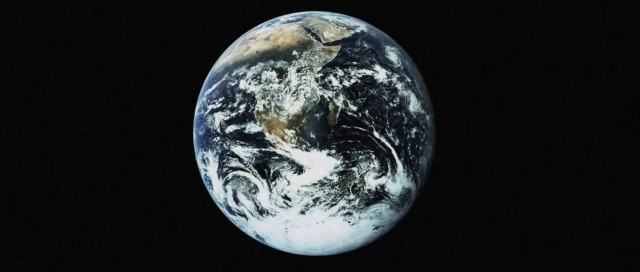 The Blue Marble from Space