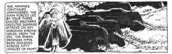 Kurotowa and the Dorok War