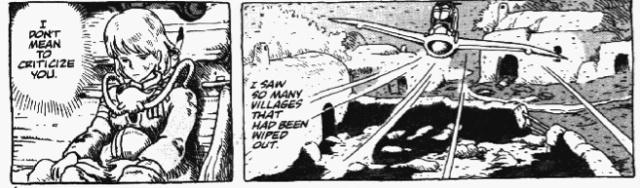 Nausicaa Worn out