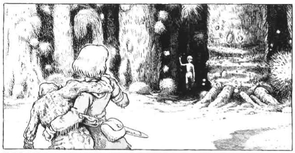 Selm waits for Nausicaa