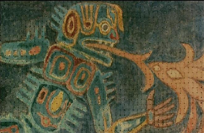 Nausicaa God Warrior Tapestry