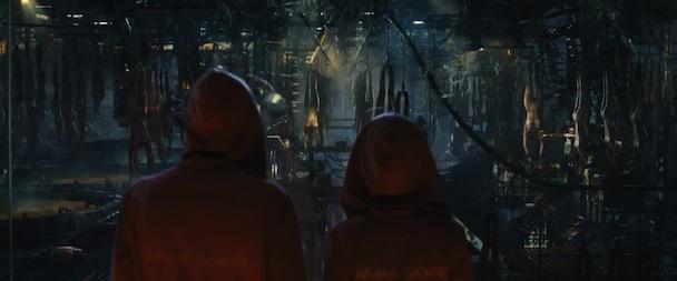Кадр из фильма «Облачный атлас»