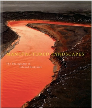 Manufactured Landscapes Book Cover