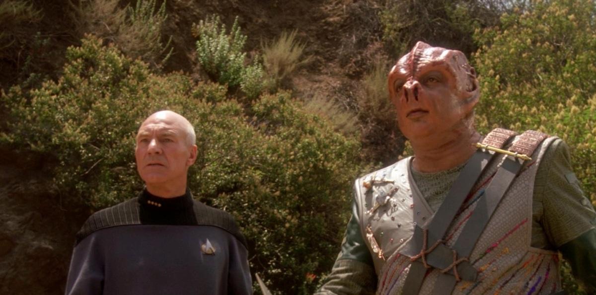 Star Trek TNG Darmok