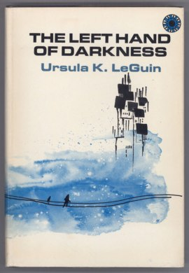 Left Hand of Darkness hardcover