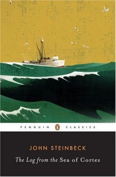 steinbeck log sea of cortez